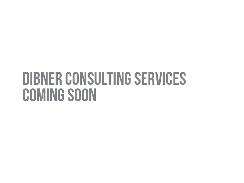 Dibner Consulting Services Coming Soon